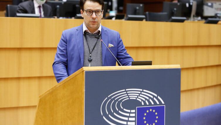 EP plenary session- New Circular Economy Action Plan